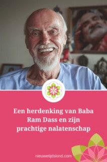 Een herdenking van Baba Ram Dass