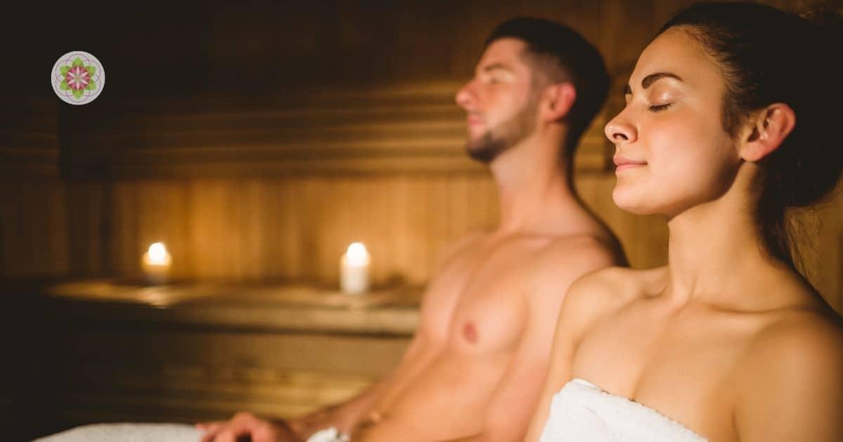ontgiften sauna