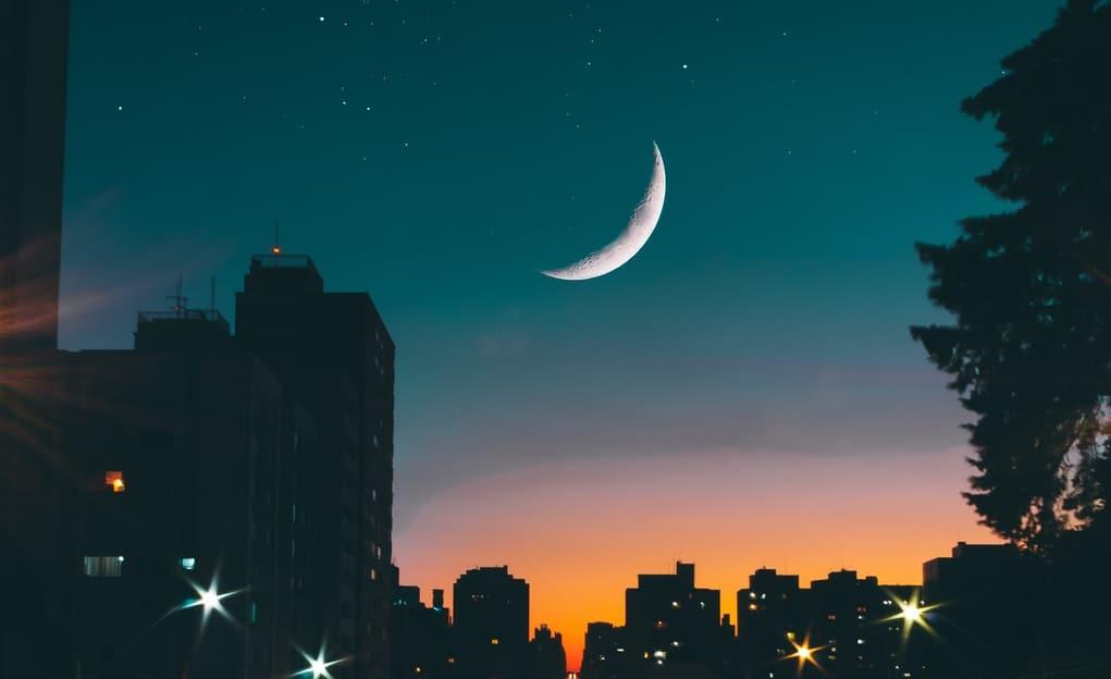 Nieuwe Maan april 2020