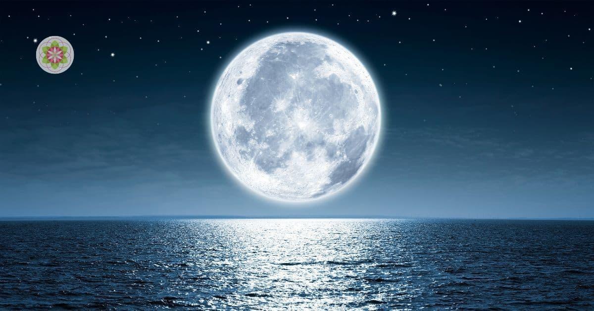 Super Volle Maan