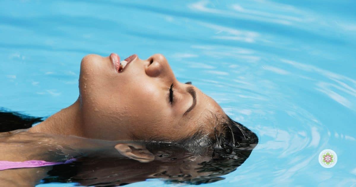 Floaten kan helpen bij depressie, stress, angst en meer