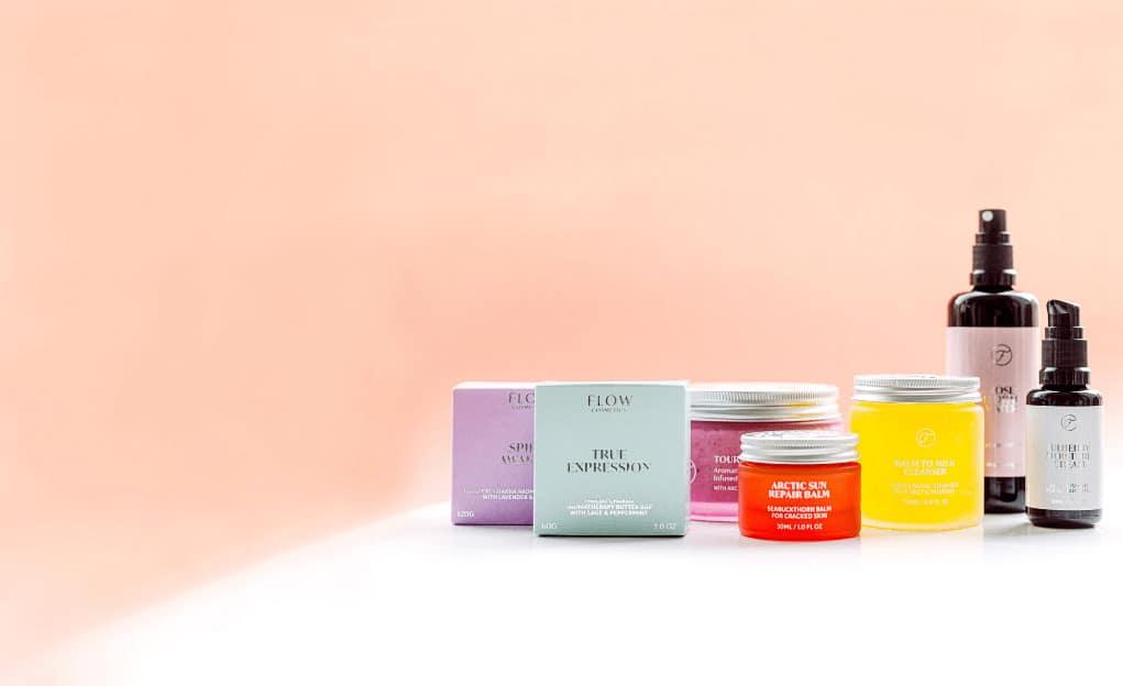 Flow Cosmetics staat voor transparant, duurzaam en puur