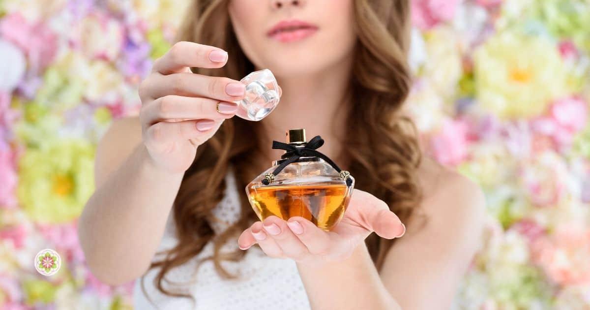 Parfum het nieuwe meeroken