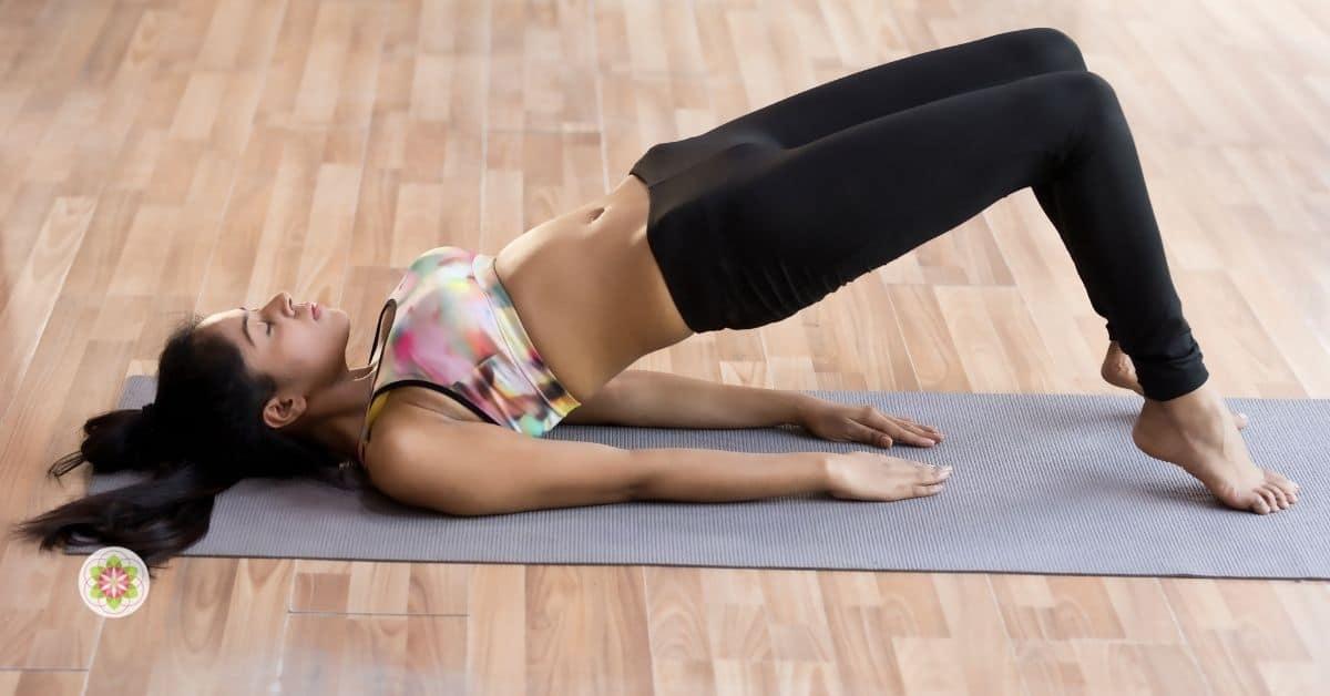 yogapose brugpose yoga