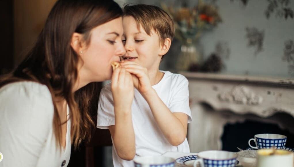 Hooggevoelige kinderen en eetproblemen - eten