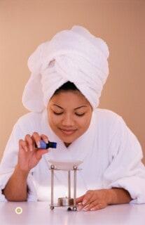 aromatherapie en essentiële oliën