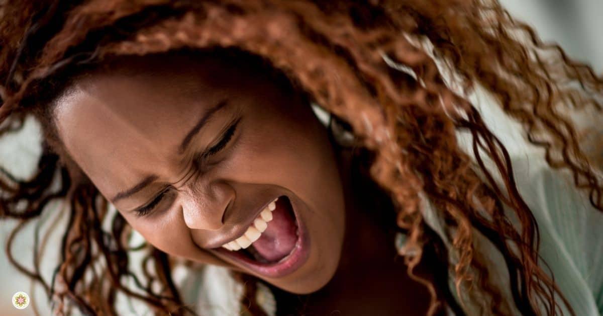 manieren om je te aarden - zingen