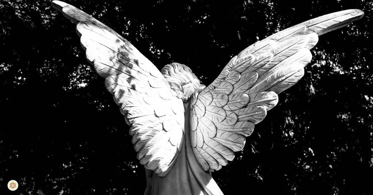 Engelen aan het werk