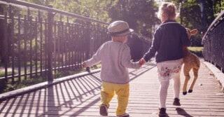 Plek in de kinderrij