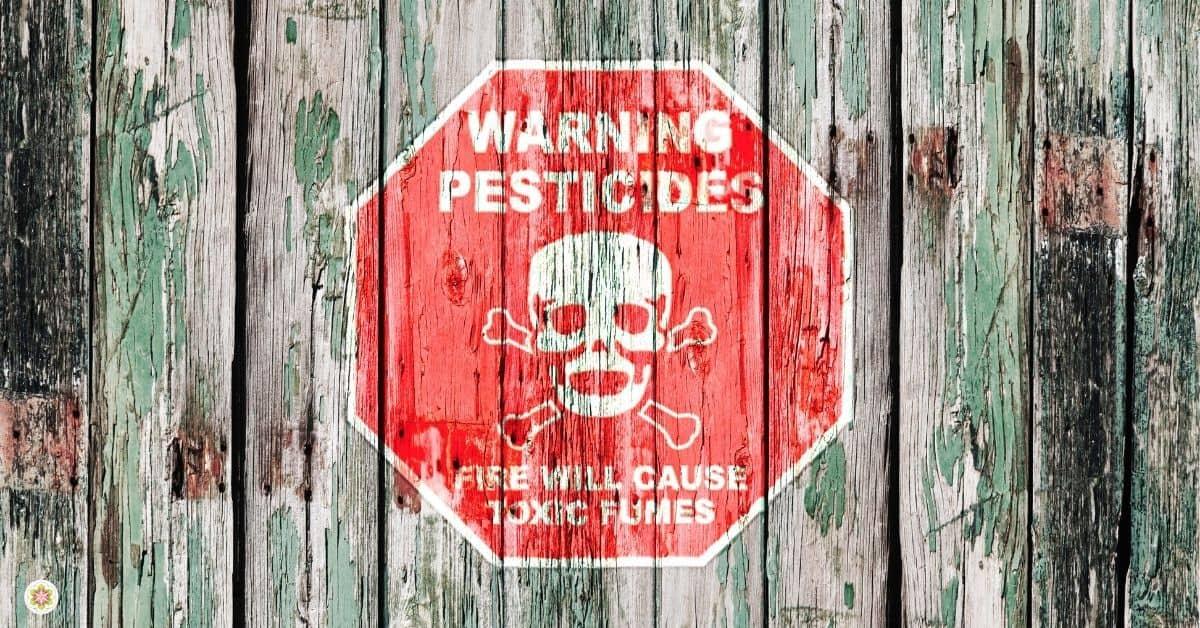 pesticide in urine van kinderen & volwassenen