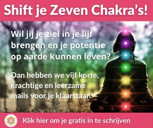 Shift je 7 chakra´s