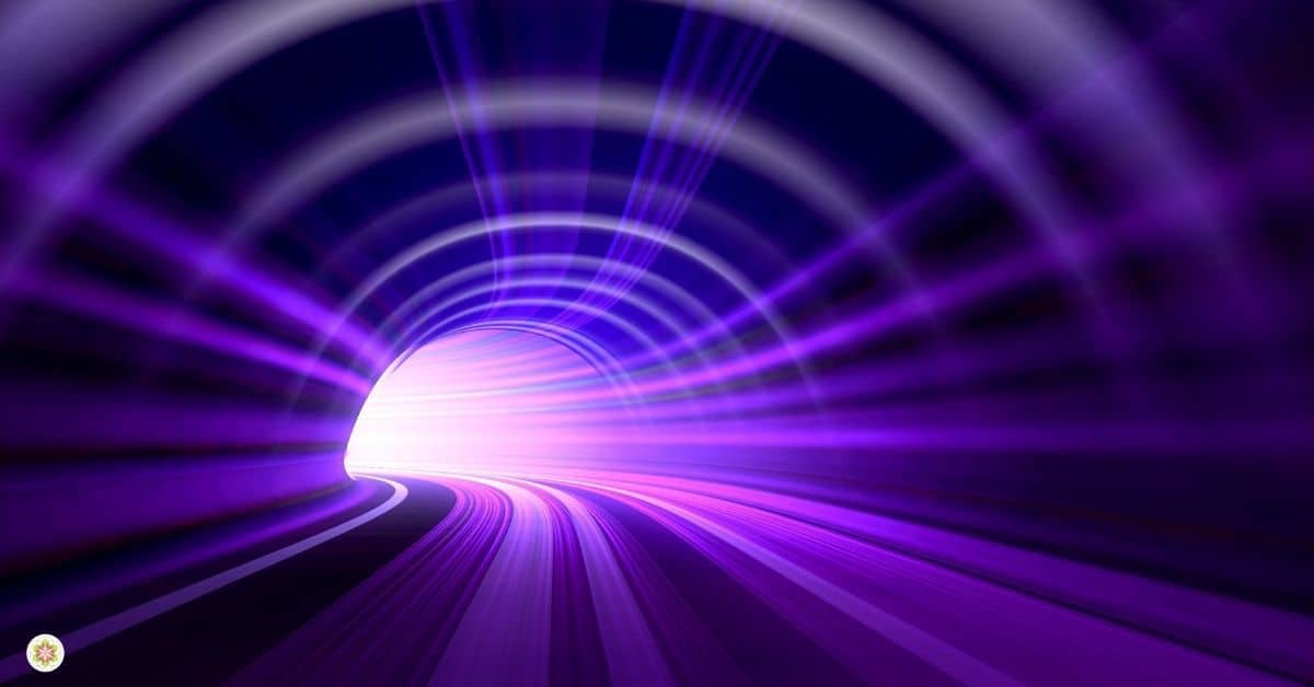 donkere materie portaal naar de 5e dimensie