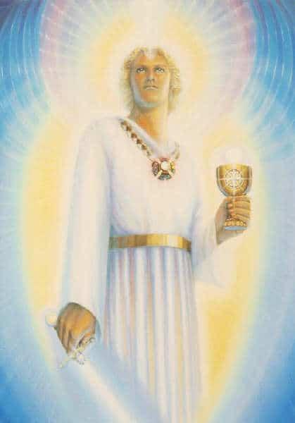 Aartsengel Michaël - Hij die is als God